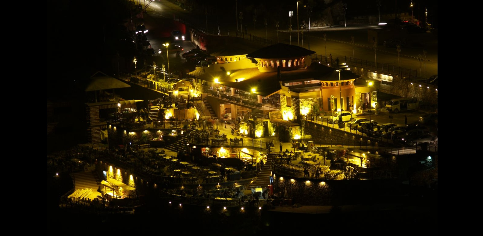The Monal Restaurant Islamabad